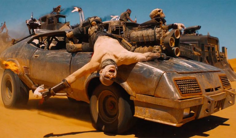 Exclusive: Director George Miller selling 13 vehicles from 'Mad Max: Fury Road'