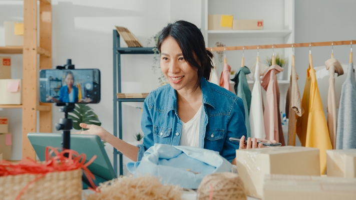 Brands considering a live-shopping strategy must lean on influencers
