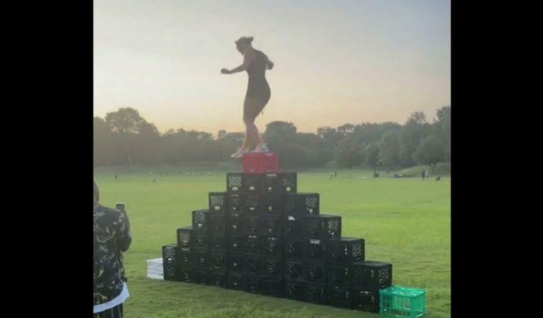 Milk Crate Challenge Exposed