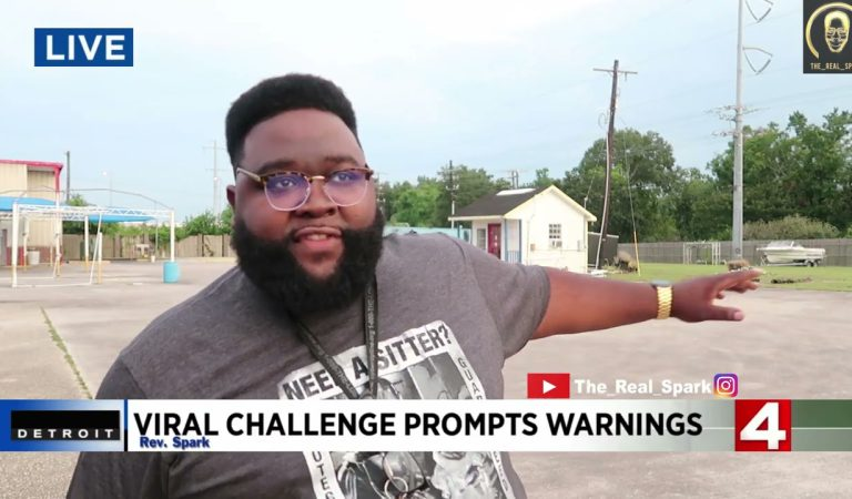 Crate Challenge Gone Wrong Pastor Warns!