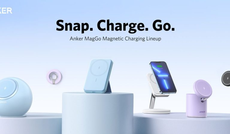 Anker MagGo accessories bring MagSafe wireless charging to your car and desk